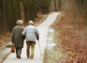Rentnerin und Rentner